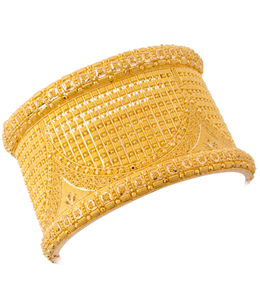 Calcutta broad bangle