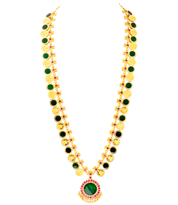 Palaka design necklace
