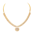 Addigai type fancy necklace