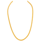 Traditional cut chain
