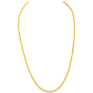 Glass cut chain