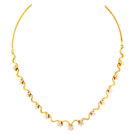 Nakshtra type fancy necklace