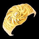 Casting flower ring