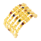 Traditional nel ring