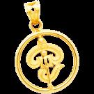 God pendant
