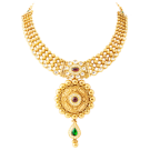 Calcutta design fancy necklace
