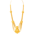 Step chain necklace