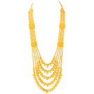 Traditional Step chain necklace