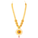 Bengali chakra design  necklace