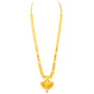 Bengali design necklace