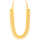 Kerala broad necklace